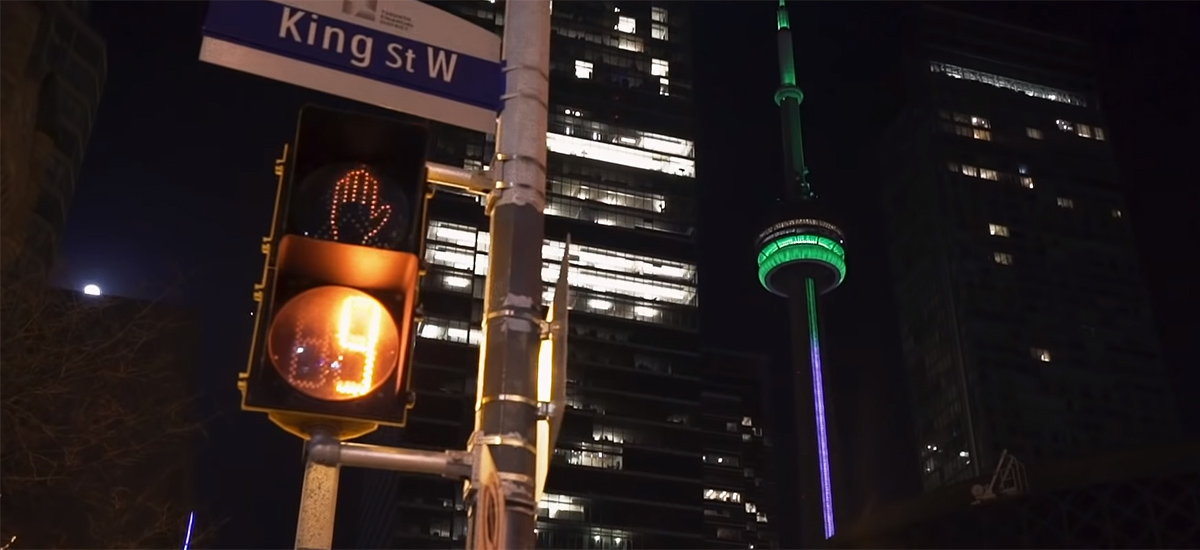Lonely Nights In Toronto: LNIT introduces the world to 96