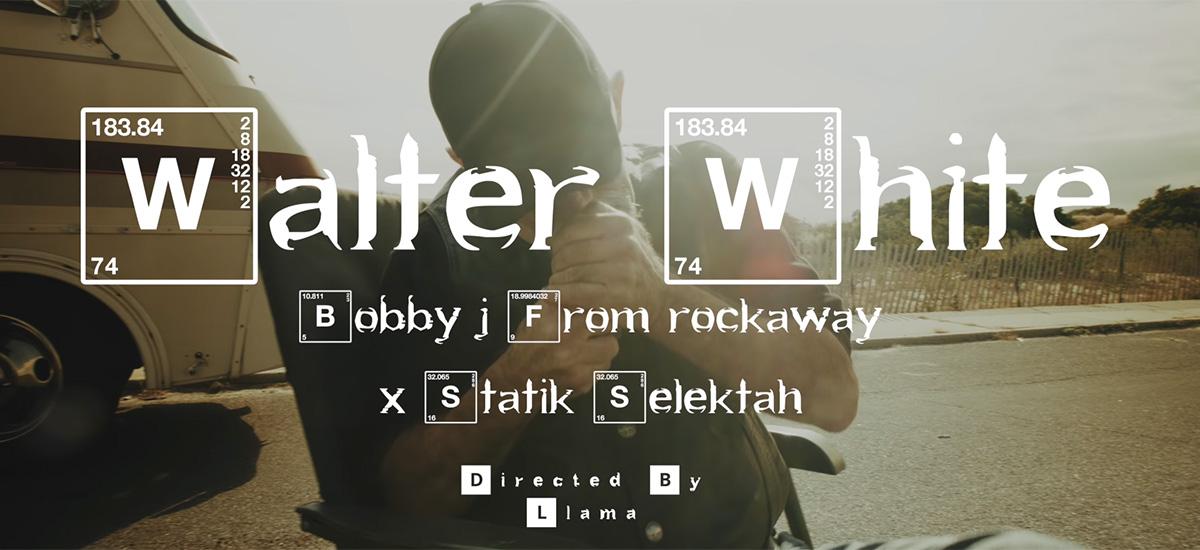 Bobby J From Rockaway cooks up visuals for Statik Selektah-produced Walter White