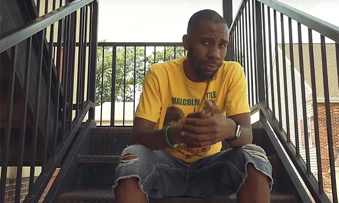 Chuck Chill drops visuals for impactful single Black
