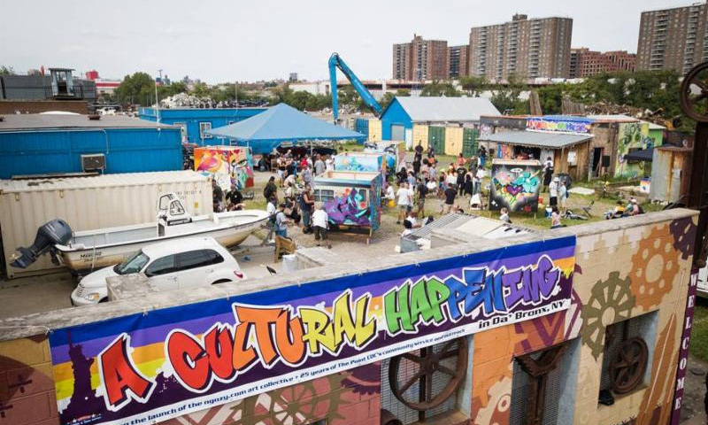 A Cultural Happening in Da Bronx is going down Again this weekend