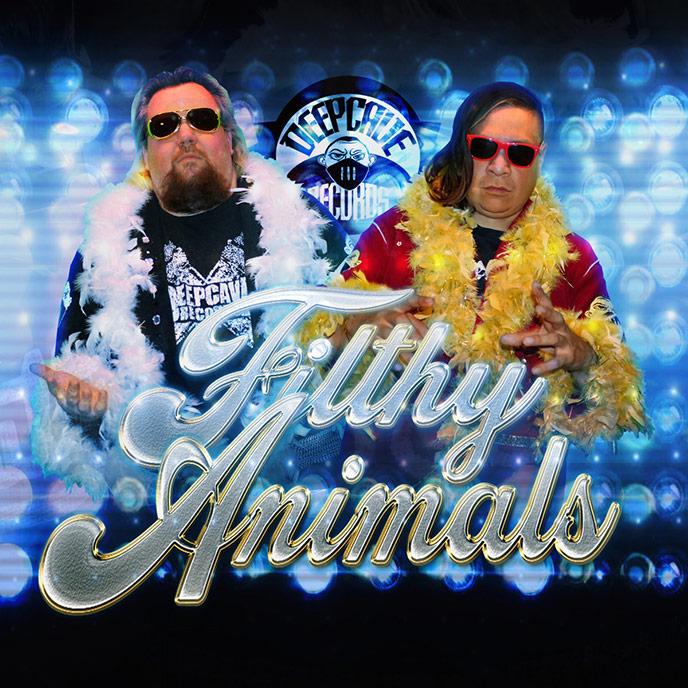 Still Filthy: Winnipeg artists Big Bear and Pnutty drop third album as duo Filthy Animals