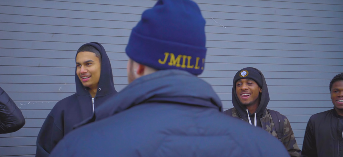 JMilly drops the Donte Chung-directed Count It video