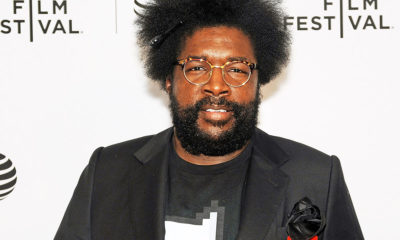 Questlove curates soundtrack for the Michelle Obama Book Tour