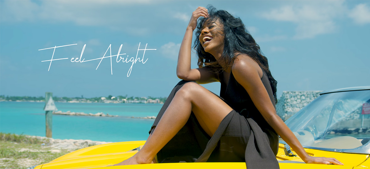 Singer-songwriter Tebby drops fresh visuals for Feel Alright