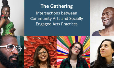 Nov. 29: The Gathering 1.0 to support historically-marginalized artists