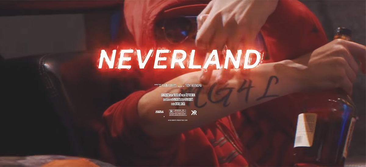 Toronto rapper Troy The Enigma collabs with K Money on new track Neverland