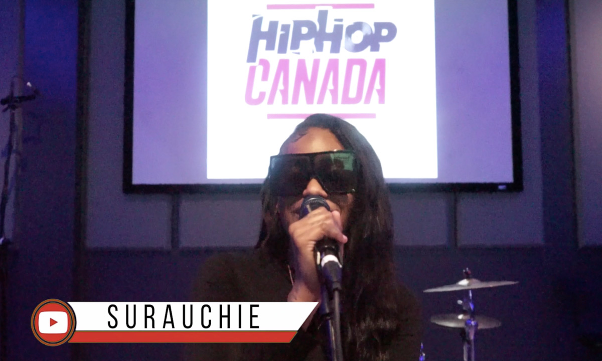 Unplugged goes one-on-one with Toronto artist Surauchie