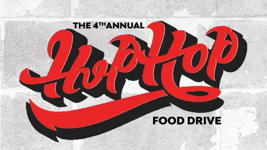 Bring Ya Eh Game presents the 4th Annual Hip Hop Food Drive on Dec. 13 and Dec. 15