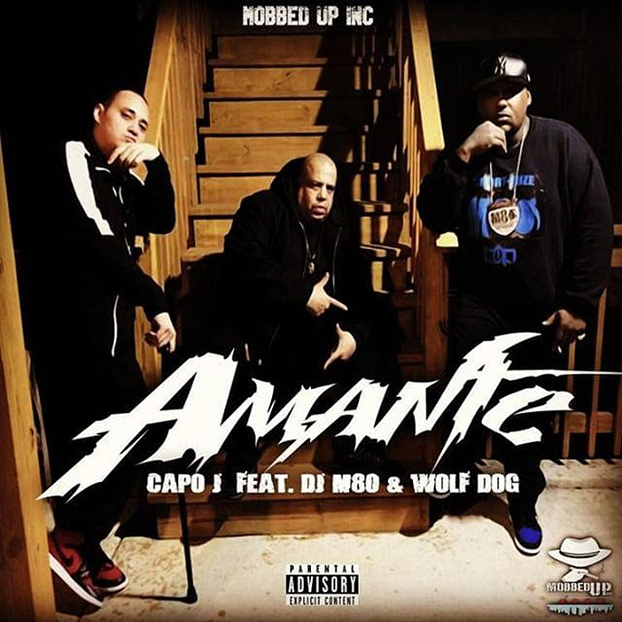 Capo J drops DJ M80 and Wolf Dog-assisted Amante single