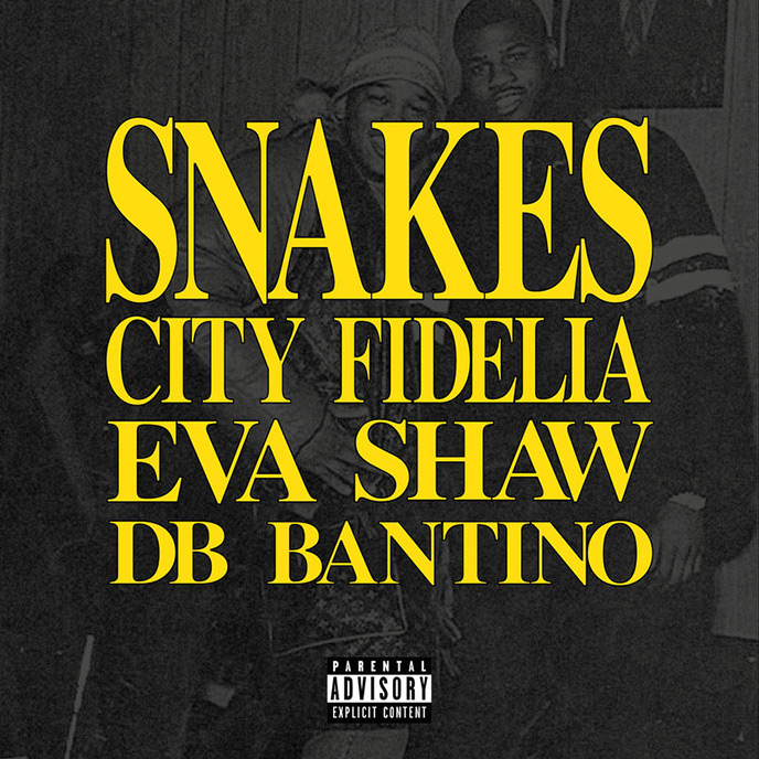 Snakes: City Fidelia and Eva Shaw enlist DB Bantino for new single