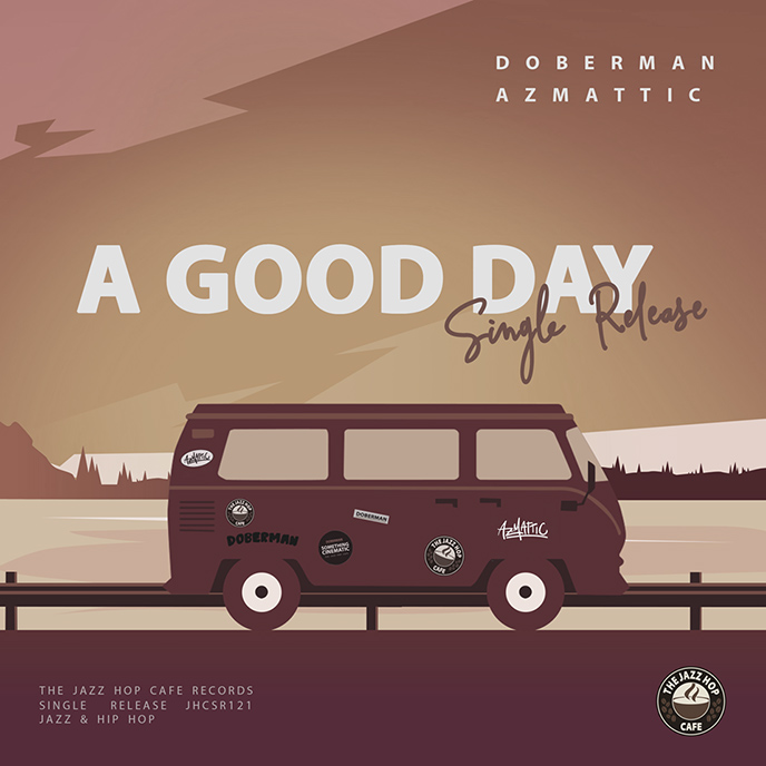 UK artist Doberman enlists Chicago's Azmattic for A Good Day single