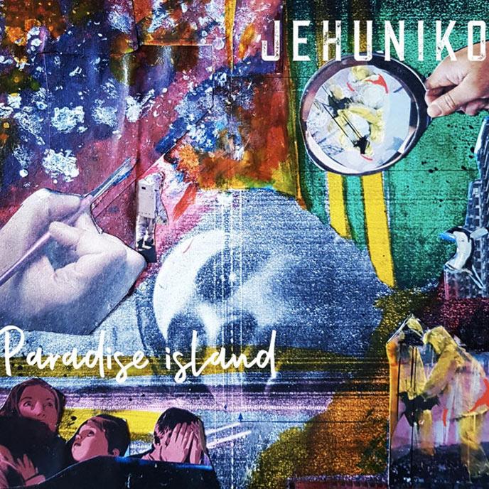 Cali artist Jehuniko releases the new album Paradise Album