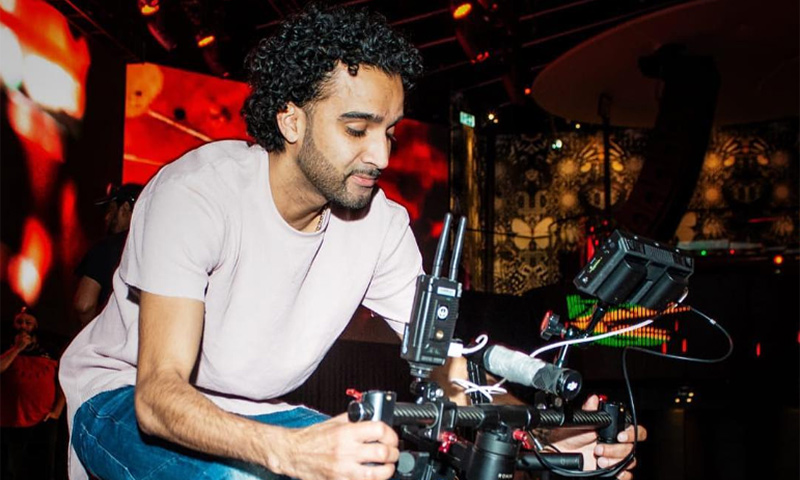Behind the lens with HipHopCanada Unplugged director Kieran Khan