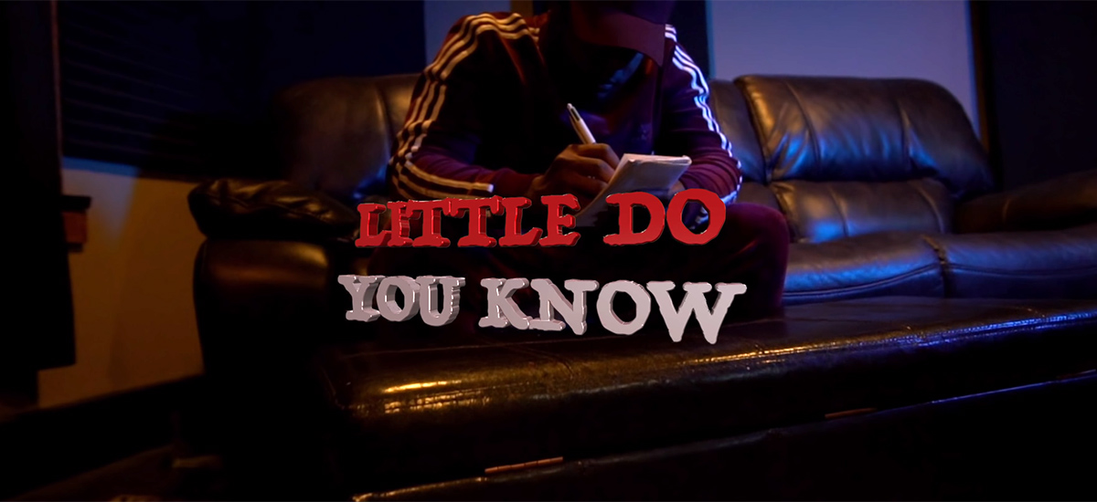 DGC rapper Roney drops Little Do You Know visuals