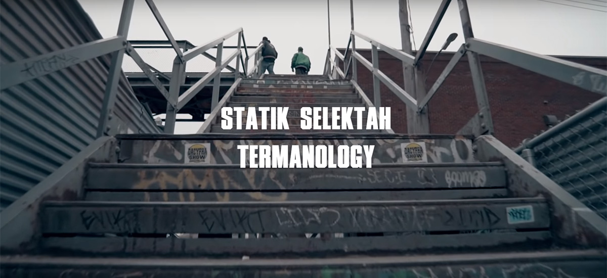 Termanology and Statik Selektah drop F*ck Ya LyfeSTyle visuals featuring Nems and Beanz