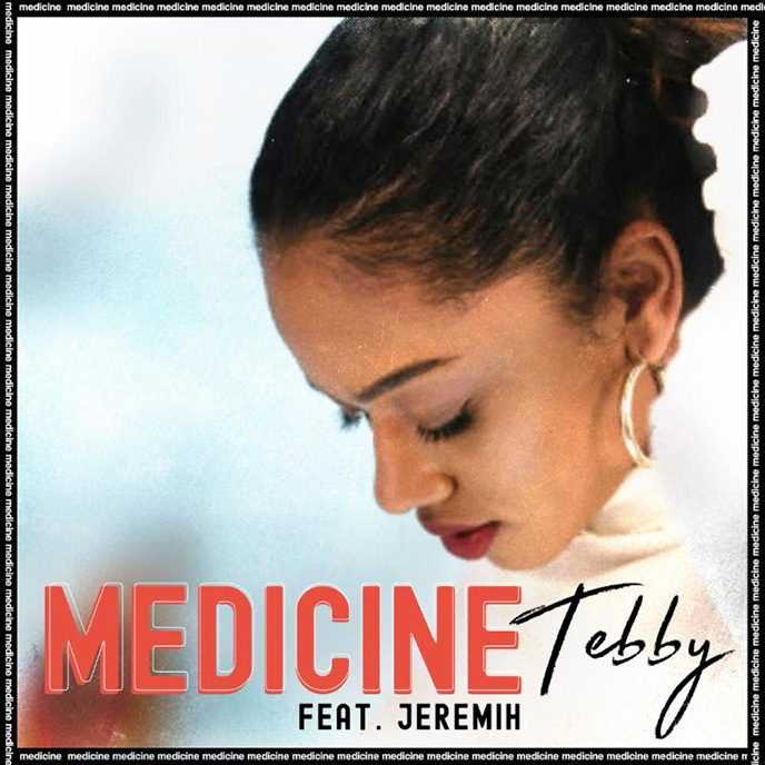 Miami singer Tebby enlists Jeremih for Medicine single