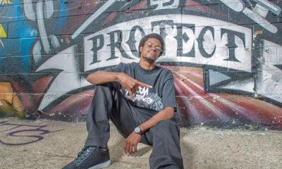 Eternal Song: Introducing Houston MC and poet Travaughn