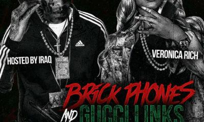 Brick Phones and Gucci Links: LA artist Veronica Rich drops hot new project