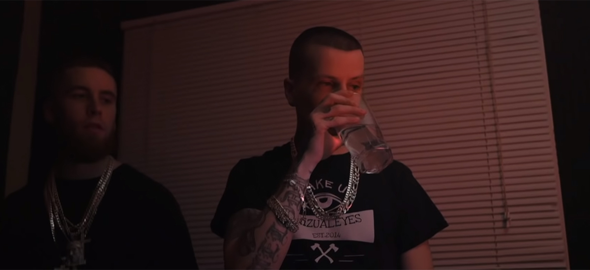 Fredericton rapper Alias None enlists L.C. for 25/8 video