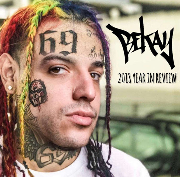 Brooklyn MC Bekay released his own 2018 Year In Review