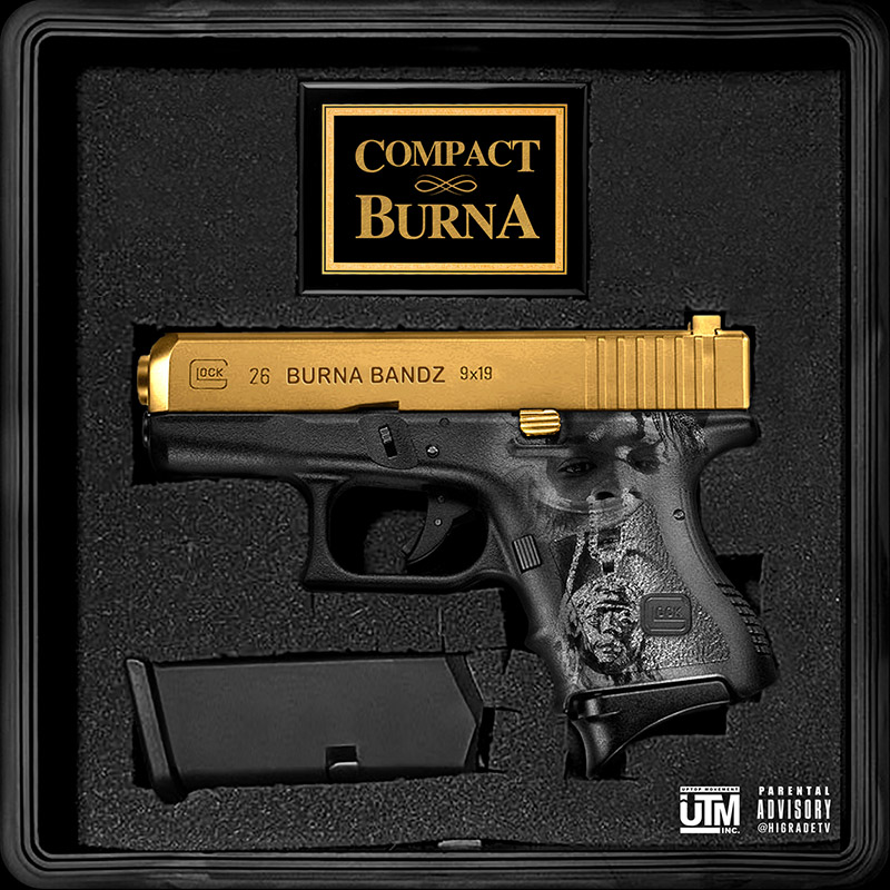 Toronto rapper own Burna Bandz releases the Compact Burna album