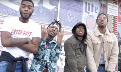 Trap Digits: Creek Boyz return with LoveTheCulture-powered video