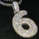 Lil Wayne buys Drake a diamond 6 chain by Eliantte