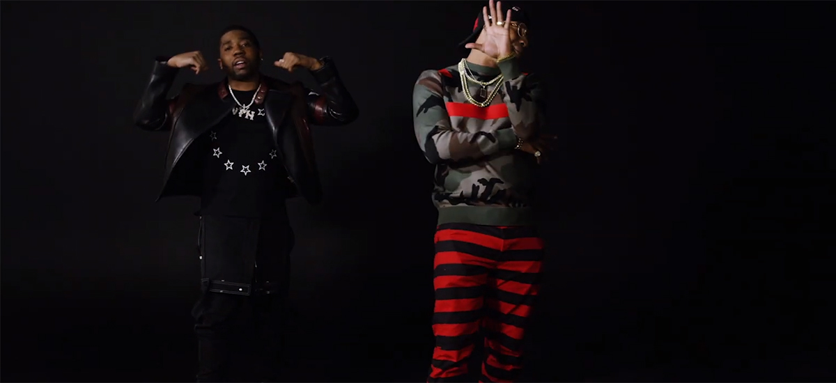 Jabo & YFN Lucci team up for