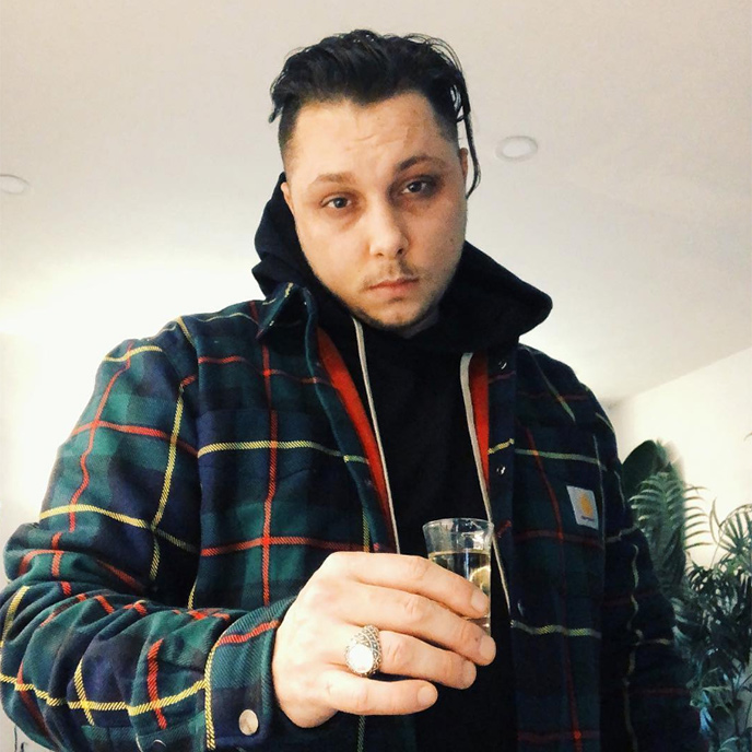 Jordan Kahn releases U R My Drug single off solo debut