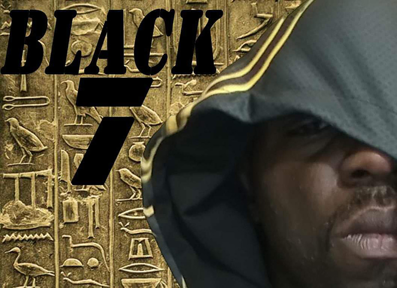 BLACK7: Seven Da Pantha and Dat Dude Binz release Earned Not Given video