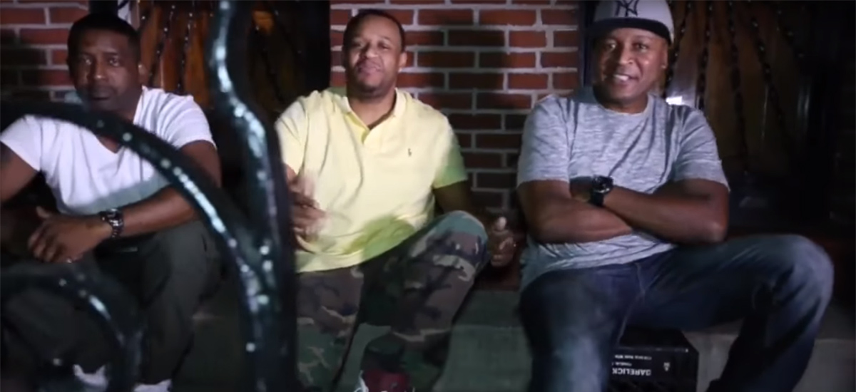 Bronx trio The Legion captures life in the 80s in 1980 Something video