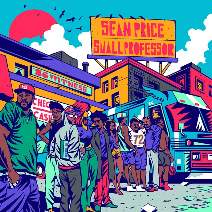 86 Witness: A collaborative LP from the late Sean Price and Small Professor