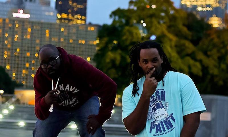 Michigan duo Blacktivity release Black Boy in support of 4th album
