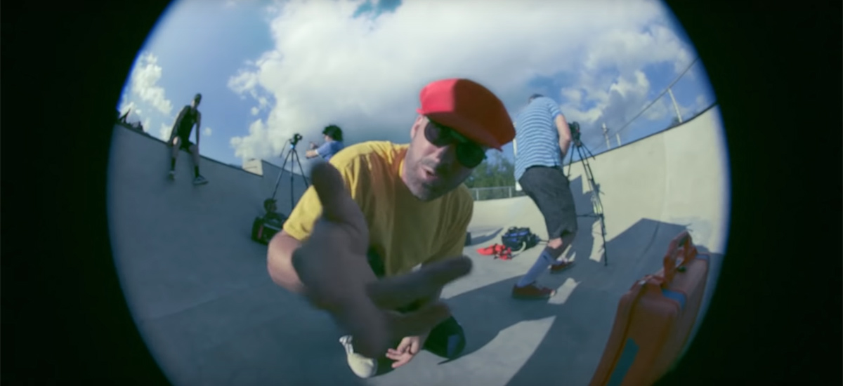 Classified pays homage to Beastie Boys in new Harv Glazer-directed video