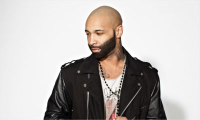 Photo of rapper Joe Budden in 2013