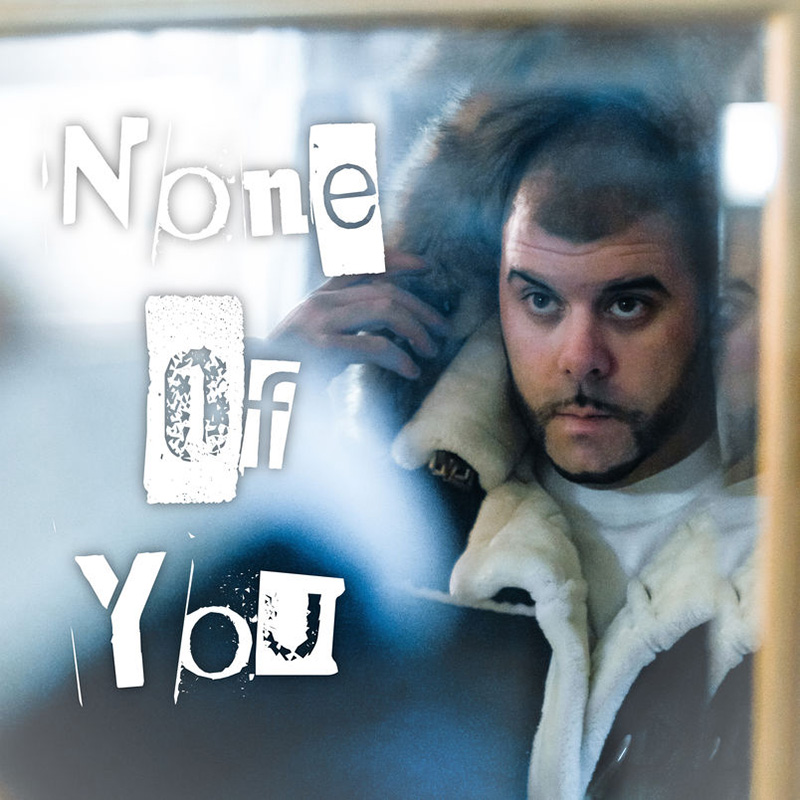 None of You: Peter Jackson releases second video in support of Canadian Boy EP