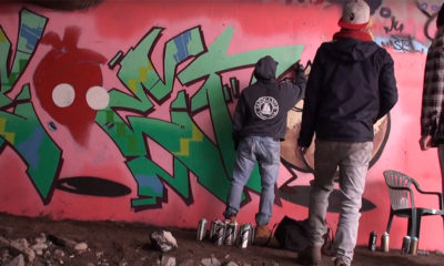 Stompdown releases SDK Graffiti Video 2019 #1