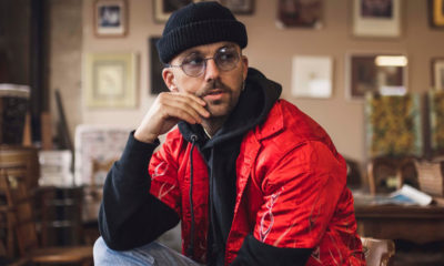 SonReal releases visuals for his Trevor Muzzy-produced single Parachute