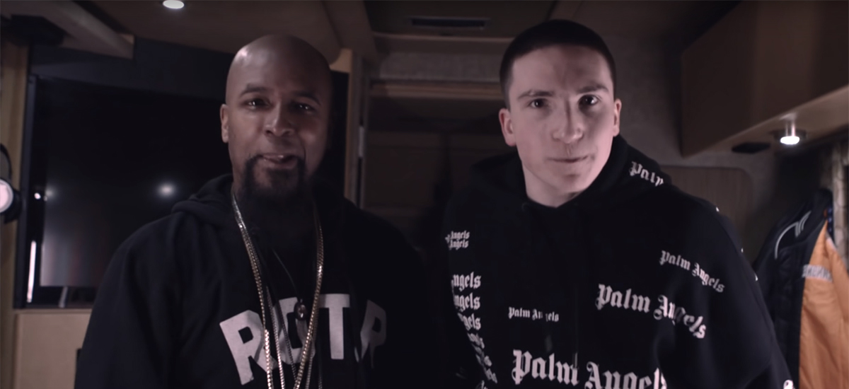 Between Somewhere: Token and Tech N9ne call out YouTube Rappers in new video
