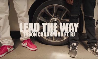 Tyson Crookmind and RJMrLA Lead The Way with new single