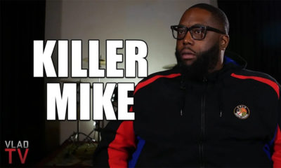 VladTV: Killer Mike talks Trigger Warning, living in a black-owned economy and more