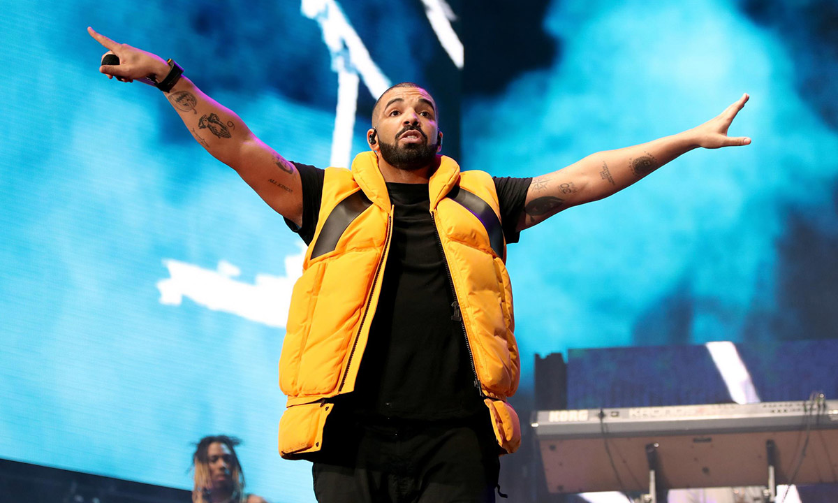 Drake now has the most Billboard Hot 100 Hits of all time