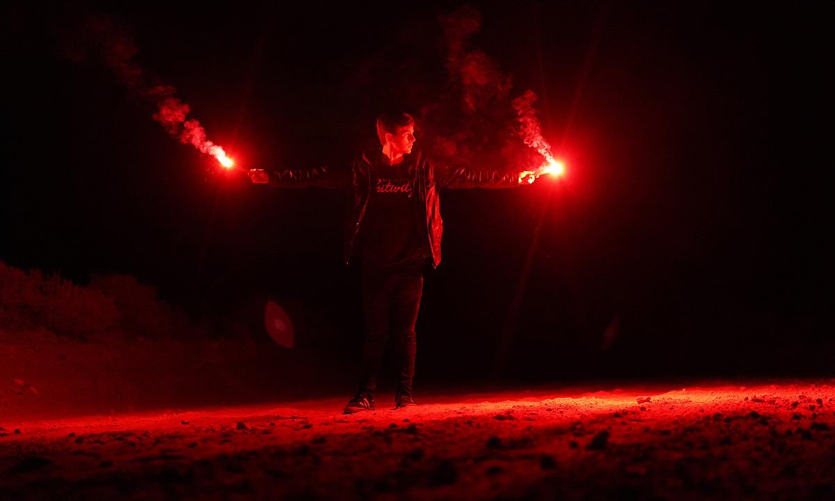 Former The Walking Dead star Eclipse drops dynamic new noise single Endeavor