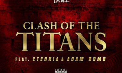 Eh Vee talks Clash of the Titans single featuring Adam Bomb and Eternia