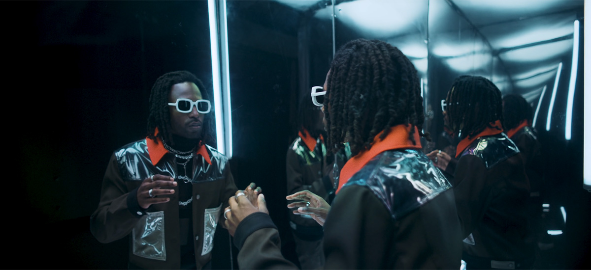 Cuzzi Relax: Jazz Cartier drops new visuals in support of Fleurever (Deluxe)