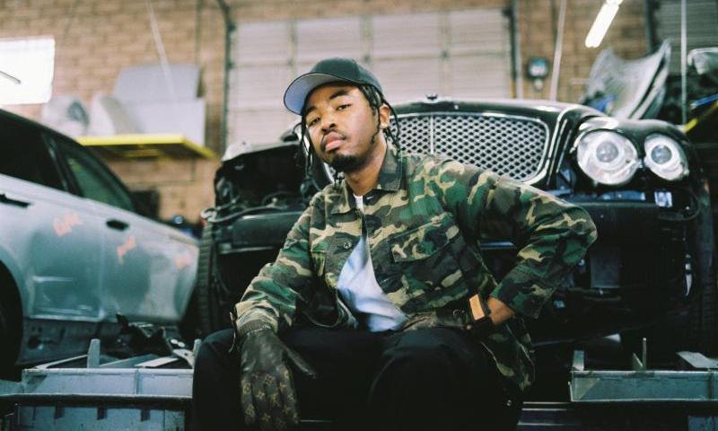 Dr. Dre protégé Mez unleashes new visuals for MF+G
