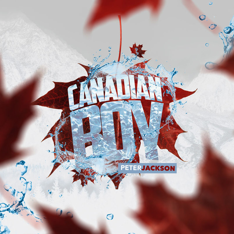 Peter Jackson releases the Canadian Boy EP