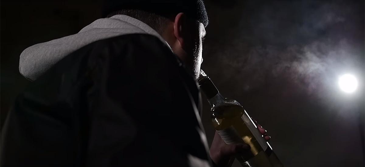 Quake Matthews drops visuals for his Mockingbird remix