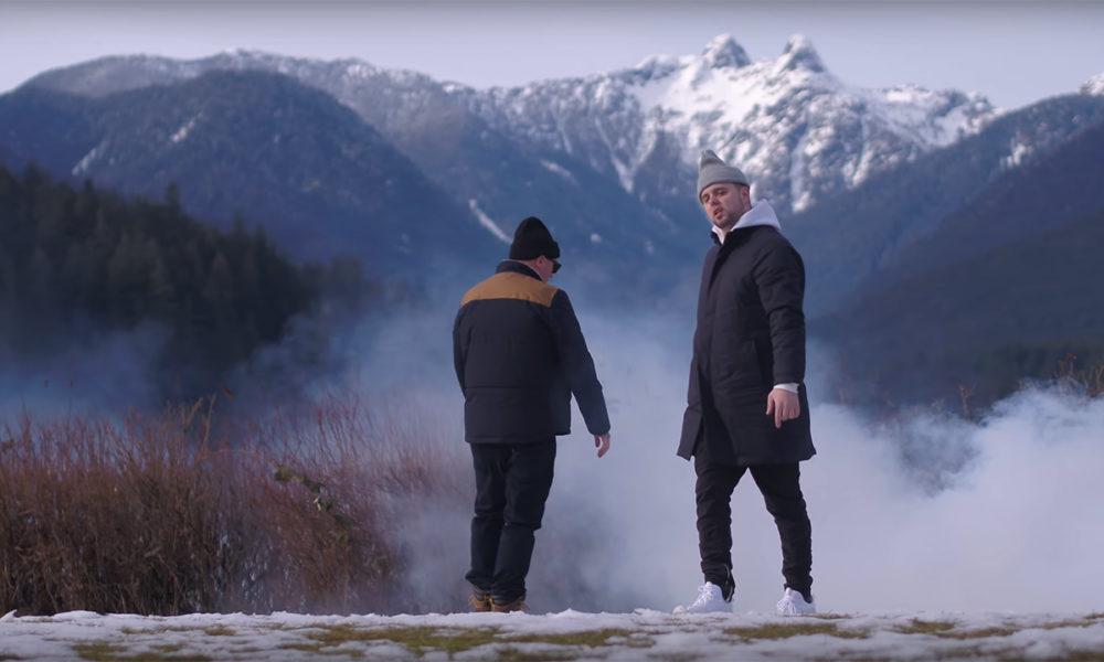 Way Up: Quake Matthews and Snak The Ripper drop new collaborative video