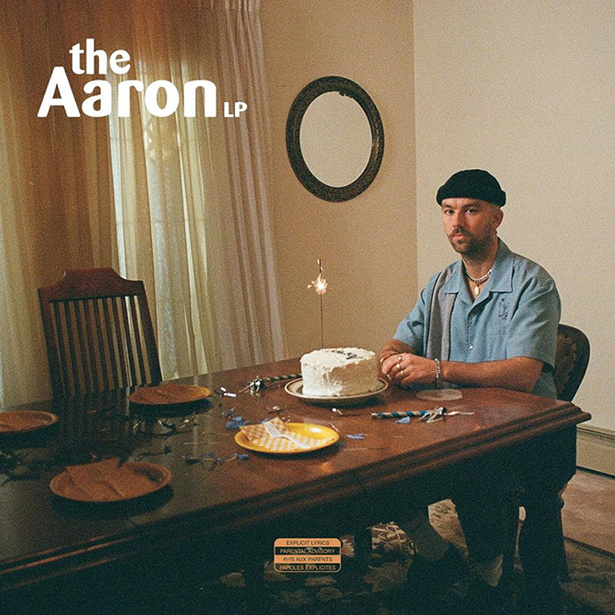 SonReal announces second studio album, The Aaron LP